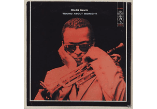 Miles Davis - 'Round About Midnight (CD)
