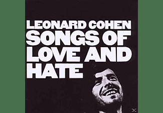 Leonard Cohen - SONGS OF LOVE & HATE [CD]
