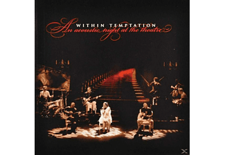 Within Temptation - An Acoustic Night At The Theatre  - (CD)