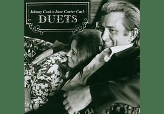 Cash, Johnny/Carter Cash, June - DUETS [CD]