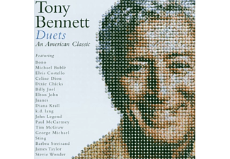 Tony Bennett - DUETS - AN AMERICAN CLASSIC  - (CD)