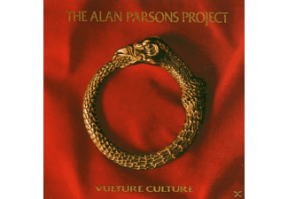 The Alan Parsons Project - VULTURE CULTURE  - (CD)