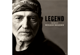 Willie Nelson - BEST OF LEGEND [CD]