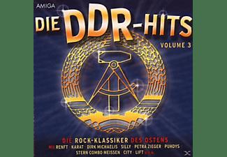 Various - Die DDR Hits Vol.3  - (CD)