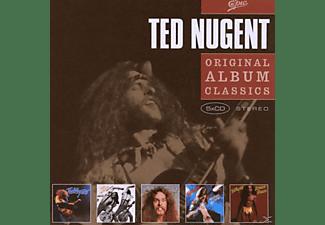 Ted Nugent - ORIGINAL ALBUM CLASSICS  - (CD)