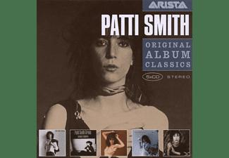 Patti Smith - ORIGINAL ALBUM CLASSICS  - (CD)
