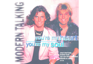 Modern Talking - You're My Heart, You're My Soul - (CD)