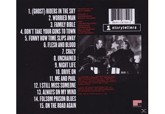 Johnny Cash, Willie Nelson - Vh1 Storytellers [CD]