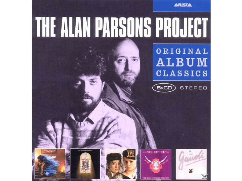 The Alan Parsons Project - Original Album Classics [CD]