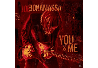 Joe Bonamassa - You & Me [Vinyl Lp]  - (Vinyl)