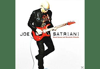 Joe Satriani - BLACK SWANS AND WORMHOLE WIZARDS  - (CD)