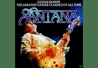 Santana - GUITAR HEAVEN GREATEST GUITAR CLASSICS OF ALL [CD]