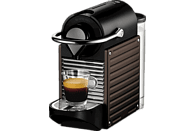 KRUPS XN3008 Nespresso Pixie Kapselmaschine Braun