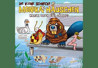 Die Kleine Schnecke Monika Häuschen - Die kleine Schnecke Monika Häuschen 44: Warum bauen Biber Dämme?  - (CD)