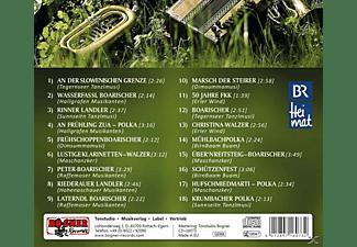 VARIOUS - Br Heimat - Tanzlmusitreffen  - (CD)