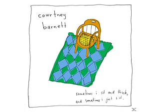 Courtney Barnett - Sometimes I Sit And Think, And Sometimes...  - (CD)