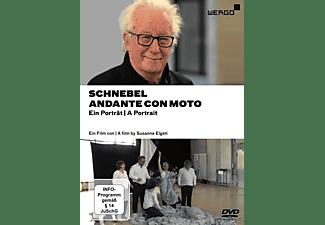 Susanne Elgeti - Andante Con Moto.A Portrait  - (DVD)