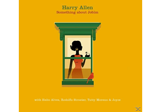 Harry Allen - Something About Jobim  - (CD)