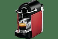 DELONGHI EN125R Nespresso Pixie Kapselmaschine Carmine Red