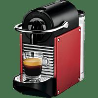 DELONGHI EN125R Nespresso Pixie Kapselmaschine, Carmine Red
