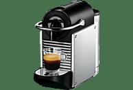 DELONGHI EN125S Nespresso Pixie Kapselmaschine Electric Aluminium