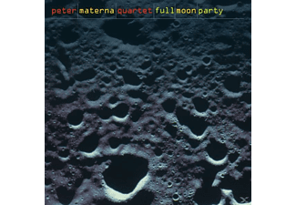 Peter Quartett Materna - Full Moon Party  - (CD)