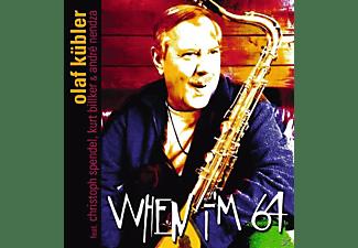 Olaf Kübler - When I'm 64  - (CD)