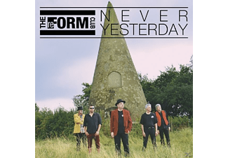 Reform Club - Never Yesterday  - (CD)