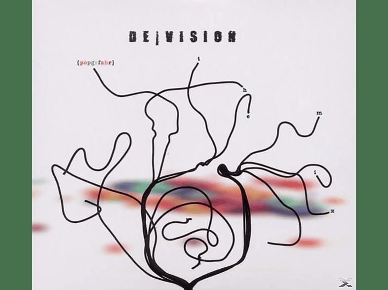 De/Vision - Popgefahr-The Mix (Limited Digipac-Edition) [CD]