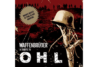 VARIOUS - Waffenbrüder- A Tribute To Ohl  - (CD)