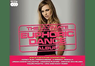 VARIOUS - Ultimate Euphoric Dance  - (CD)