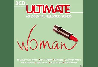 VARIOUS - Ultimate Woman  - (CD)