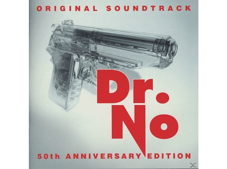 OST/VARIOUS - Dr.No-50th Anniversary Edition [CD]