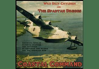 Billy Childish, Wild Billy & The Spartan Dreggs Childish - Coastal Command  - (Vinyl)