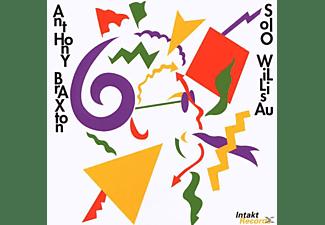 Anthony Braxton - SOLO WILLISAU  - (CD)