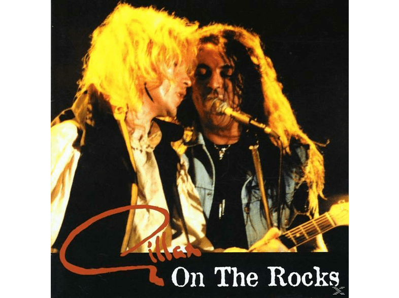 Gillan - On The Rocks [Vinyl]