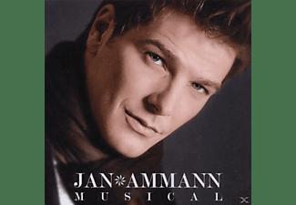 Jan Ammann - Musical  - (CD)