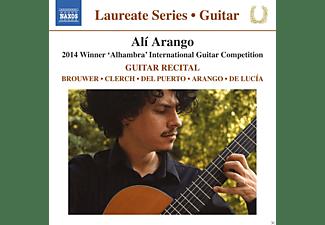 Arango Ali - Guitar Recital  - (CD)