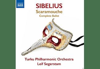 Leif Segerstam, Benedik Goldstein, Roi Ruottinen, Turku Po - Scaramouche  - (CD)