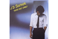 J.D. Souther - You're Only Lonely [CD]