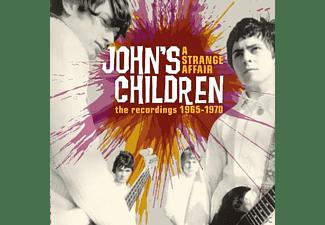 John's Children - A Strange Affair  - (CD)