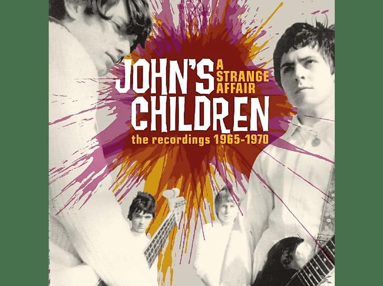 John's Children - A Strange Affair [CD]