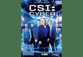 CSI: Cyber - Staffel 1 DVD