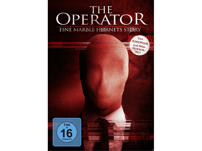The Operator-Eine Marble Hornets Story [DVD]