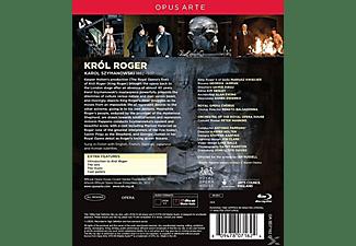 Mariusz Kwiecien, Georgia Jarman, Saimir Pirgu - Krol Roger  - (Blu-ray)