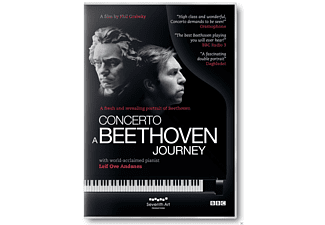 Leif Ove Andsnes - Concerto: A Beethoven Journey  - (DVD)