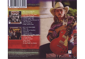 Dickey Betts - Collectors / Lets Get Together  - (CD)