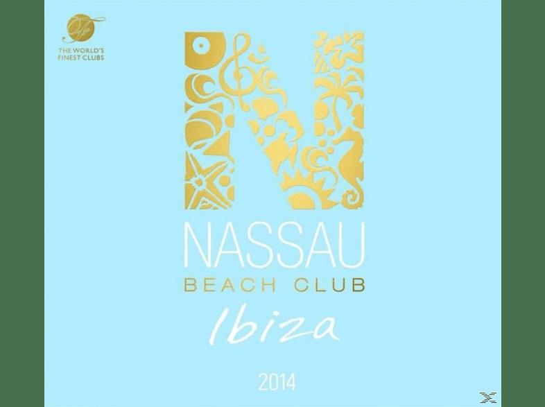 VARIOUS - Nassau Beach Club Ibiza 2014 [CD]