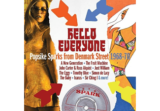 VARIOUS - Hello Everyone  - (CD)