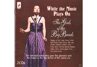 VARIOUS - While The Music Plays On  - (CD)